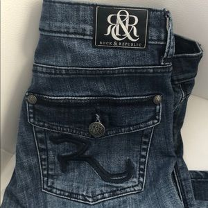 Women's Rock & Republic kassandra bootcut jeans